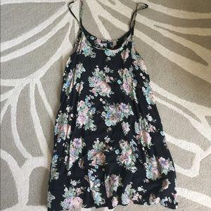 Brandy Melville foral dress
